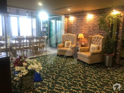 F-10 silver okas fully furnished paint house for rent