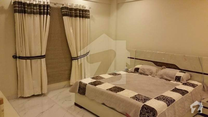 Two Bed Full Furnished Apartment For Rent In Bahria Town