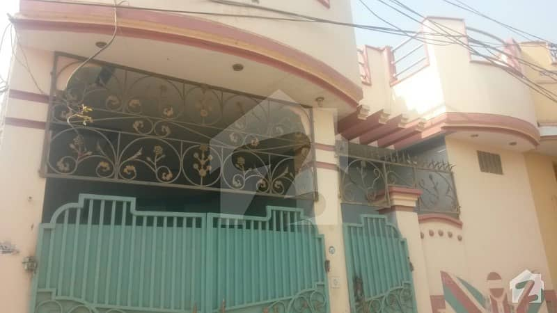 House Is Available For Sale In Tahir Colony