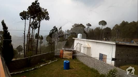 House For Rent In Murree Snowfall Time