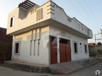 Sooti Town Double Story House For Sale
