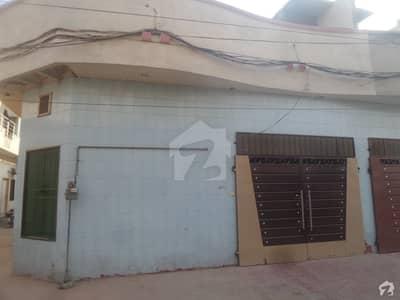 Single Storey Corner Location House For Sale