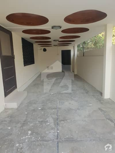 CC19 Maintained 600 Sq Yards Bungalow For Rent In Beautiful Location Of Kda Scheme 1 Only In 3 Lac