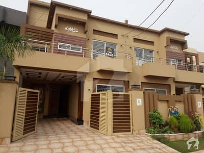 10 Marla Brand New Bungalow Available For Sale Near Park Market Main Road