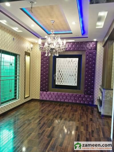 One Kanal Most Beautiful Brand New Upper Portion In Abdalian Society