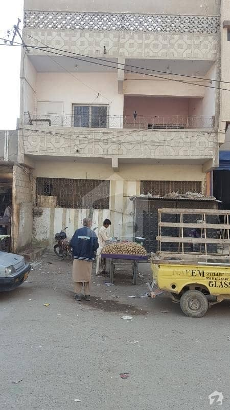 House Of 120 Square Yards For Sale In Federal B Area Block 16