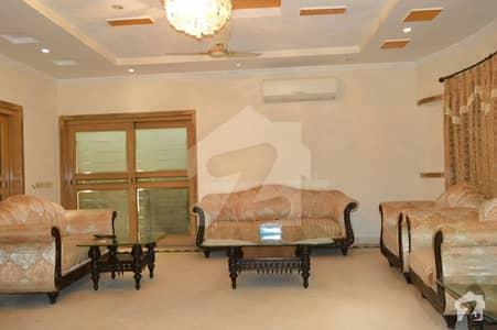 Cantt Estate Offer One Kanal Furnished Lower Portion Dha Phase 1