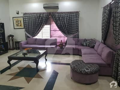 Cantt Estate Offer One Kanal Furnished Lower Portion Dha Phase 5