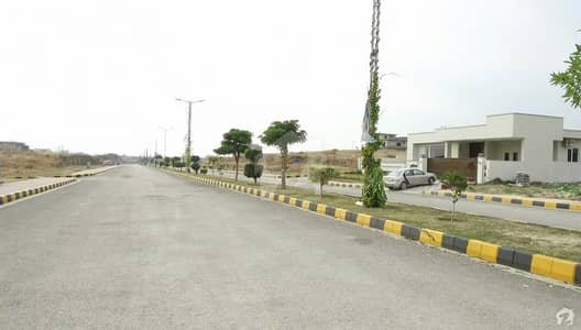 Multi Gardens B-17 Block A - 1 Kanal Plot Is Available For Sale