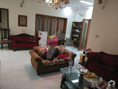 Cantt Estate Offer One Kanal Old Furnished Lower Portion Dha Phase 1
