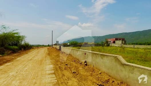7 Marla Plot on Sale in Residential Area Capital Smart City