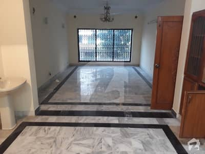 666 Sq Yard Beautiful Upper Portion For Rent In F10 Islamabad   4Beds With Attached Bath
