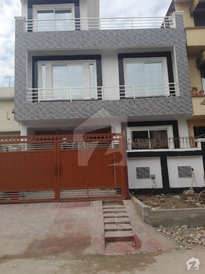 25x40 Brand New House Available For Sale in G13