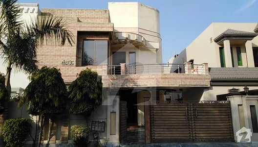 10 Marla Used House Is Up For Sale In Bahria Town - Jasmine Block Lahore