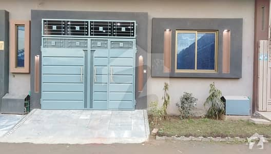 4 Marla Brand New House For Sale In Lahore Medical Housing Society Block Ali Alam Garden