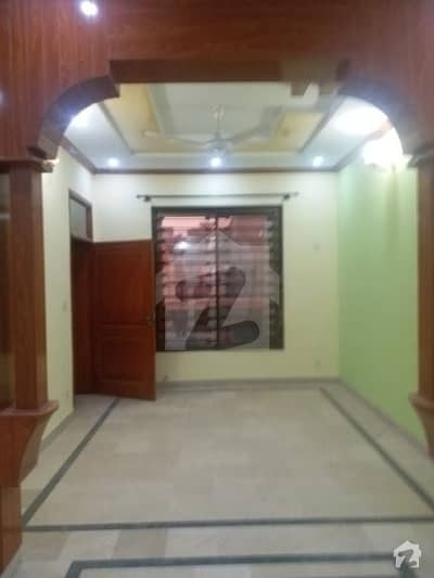 5 Marla House For Rent In Ghauri Town