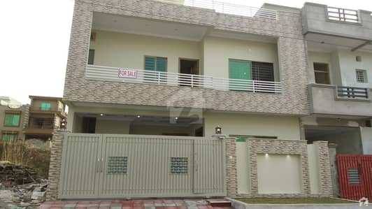 Double Storey House Is Available For Sale In Korang Town Islamabad