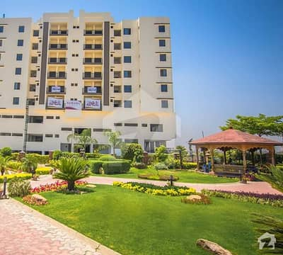 2 Bed Corner Apartment on 1st Floor For Sale in Samama Star Mall and Residency Gulberg Greens Islamabad