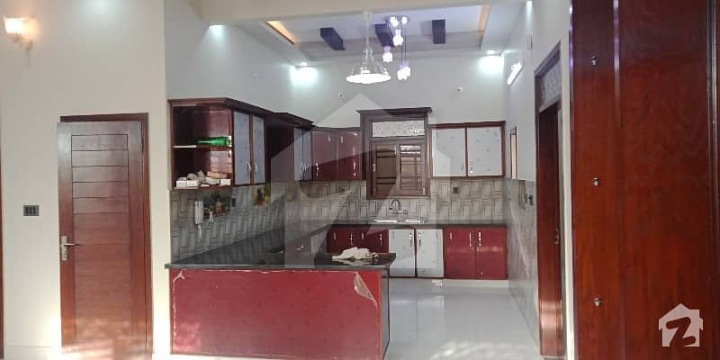 Heart Of Block Amazing Environment Beautiful Locality Educated People Brand New Full Lavish Architect Designed Owner Extra Ordinary 240 Sq Yard House Available For Sale