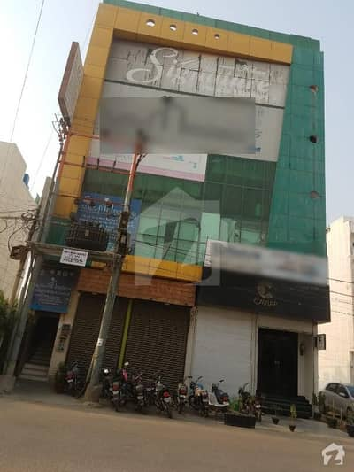 Defence Phase VI 920 Square Feet 4th Floor Office For Rent