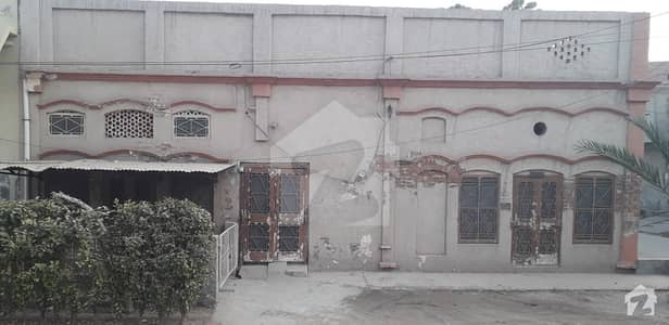 Old Construct Corner House For Sale