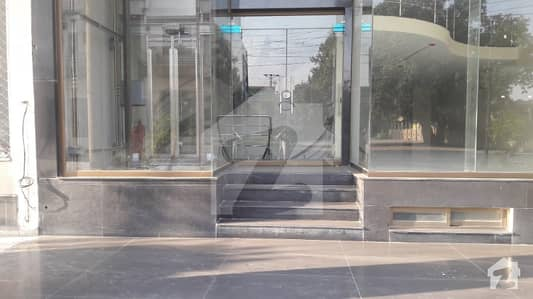 RENT Estate Offer 8 Marla Full Plaza With Lift for Rent in DHA Phase 2