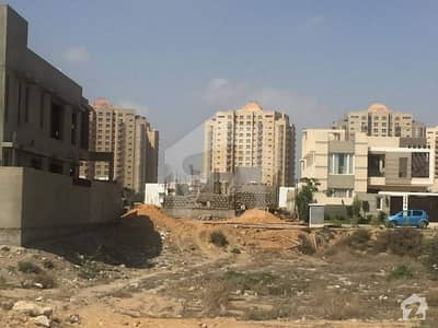 120 Yards Plot For Sale In Phase 7 Ext Dha Karachi