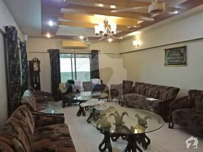 3 bed flat available on rent, full furnished