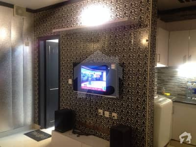 Fully Furnished Studio Apartment at Diplomatic Enclave G5 Islamabad