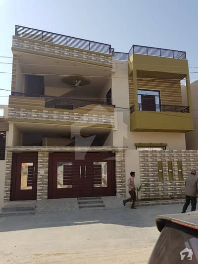240 Square Yards Brand New G+1 Bungalow For Sale