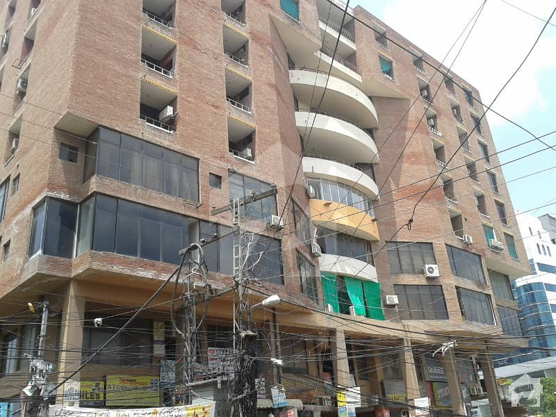 1 Bed Room Apartment Available In Barkat Market Garden Town