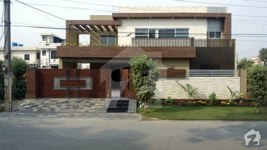 1 Kanal Ultra Modern House Very Hot Location near Park Main Road