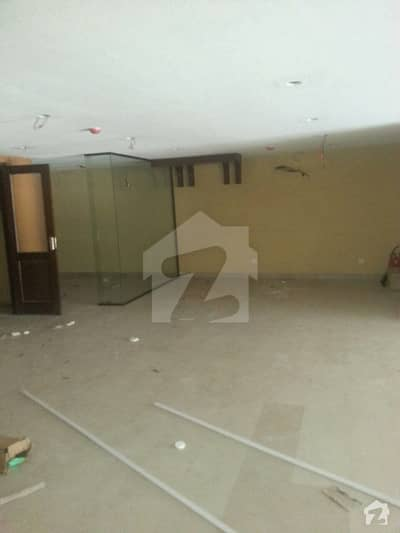 Brand New Plaza Available For Rent In DHA Lahore With Car Porch With Elevator