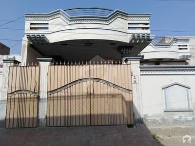 8 Marla Single Story House For Rent