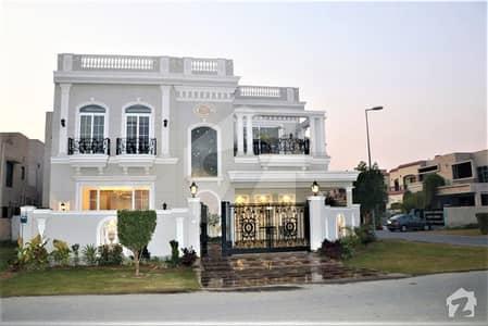 10 Marla Corner Spanish Faisal Rasul Design With Cinema Hall Dream House For Sale
