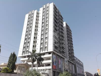 1700 Sq Fit Brand New Luxury  Flat For Rent Saima Paari Center Block C