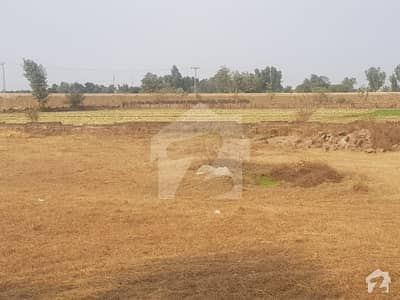 80 Marla Commercial Plot Is Available Near Motorway Exit