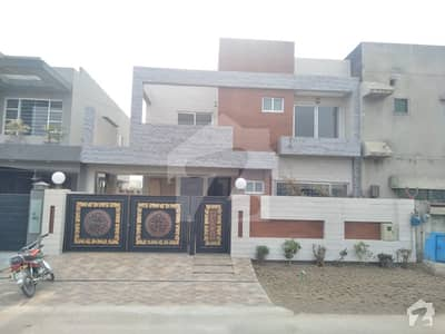 10 Marla Brand New House For Sale Phase 8 Eden City  Block B Lahore