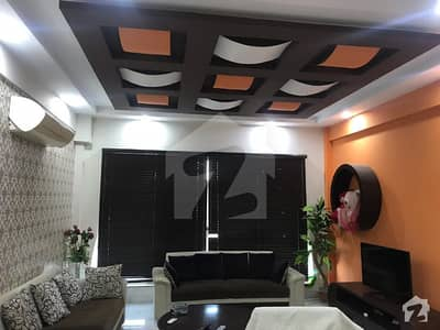 Beautiful 1 bedroom fully furnished apartment available for rent in heights 2 extension