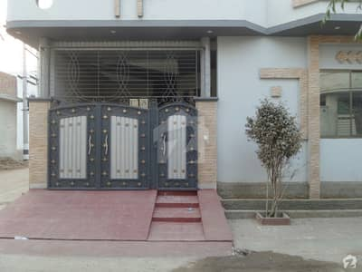 Double Storey Brand New Beautiful Corner House For Sale At Saad City, Okara