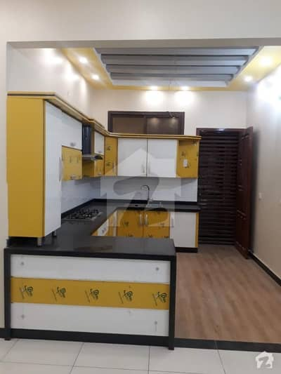 Nazimabad Block 4 New Brand Zero Meter 3 Bed 300 Sq Yard Portion Available For Sale
