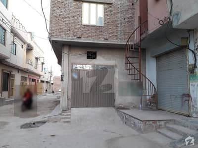 Ground Floor One Big Hall Double Storey Building For Sale