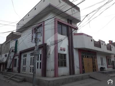 Double Story Coner House For Sale