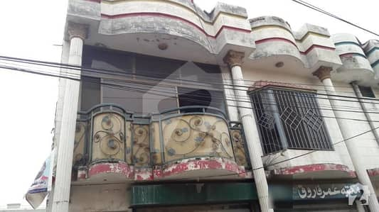 SEMI COMMERCIAL HOUSE FOR SALE FIVE MARLA NEAR QUAIDEAZAM COLONY