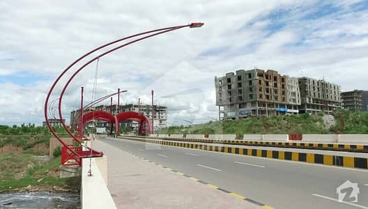Residential Plot Is Up For Sale In Gulberg Residencia - Block G