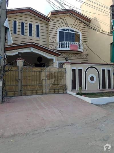 10 Marla Double Storey House With Basement For Sale In Gulraiz Housing Scheme 5