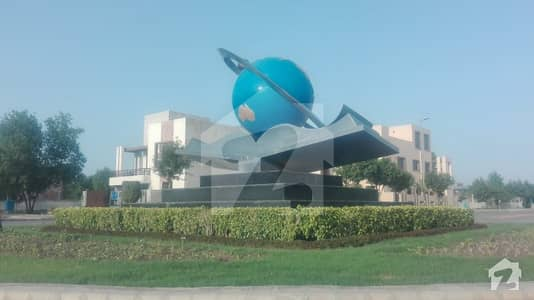 10 Marla Residential Plot For Sale In Southern District Bahria Orchard Lahore