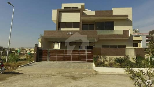 Brand New 3200 Square Feet House Is Available For Sale In E-11/2 Islamabad