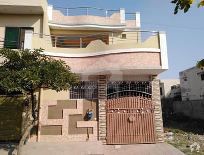 3. 75 Marla Double Story House For Sale