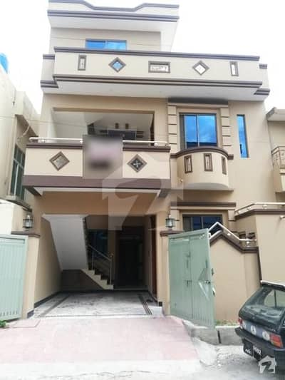 Newly Constructed 5 Marla Double Storey House For Sale